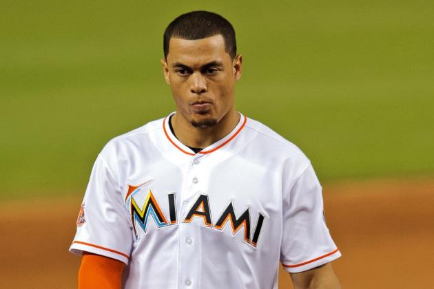 Stanton Not Happy About Trade