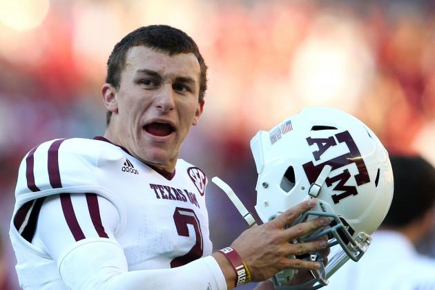 Johnny Manziel: Texas A&M Gunslinger Bringing Much-Needed Hype to Heisman Race