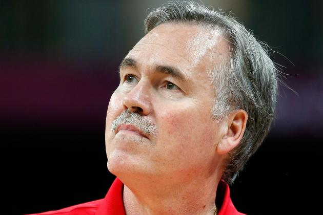 D'Antoni: If Lakers Aren't in Hunt, I've Failed