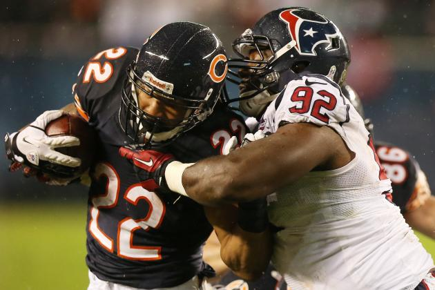 Matt Forte Says Bears Runs Were Often Obvious