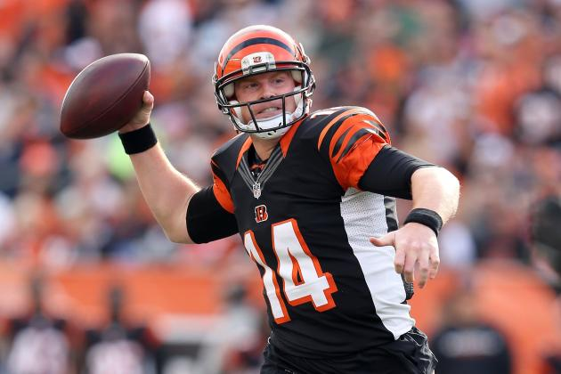 Cincinnati Bengals: Breaking Down Andy Dalton's Career Day vs. New York Giants