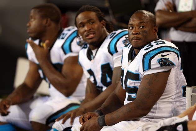 Breaking Down Carolina's Inability to Run the Football