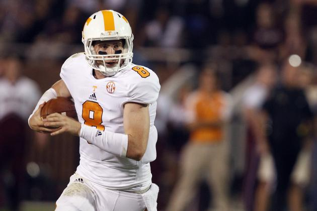 Tennessee's Tyler Bray Sets Twitter on Fire with Pay Comment
