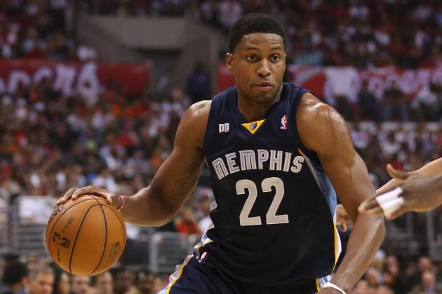 NBA Trade Rumors: Teams That Would Become Contenders by Acquiring Rudy Gay