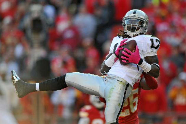 Darren McFadden: Raiders Who Will Have Big Fantasy Day If Star RB Can't Play