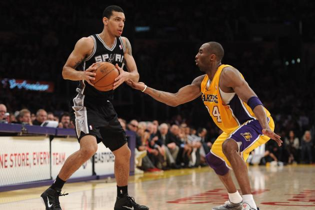 San Antonio Spurs vs L.A. Lakers:  Live Score, Results and Game Highlights