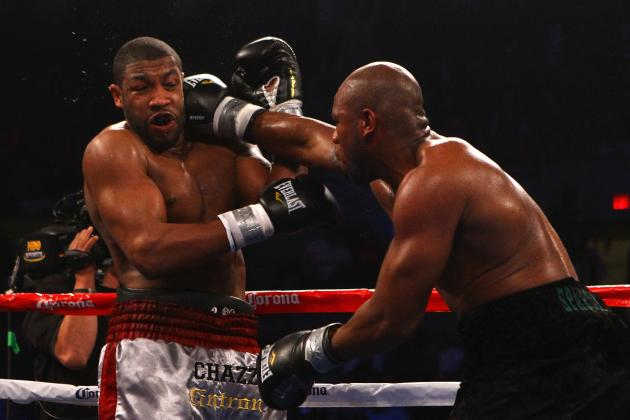 Seth Mitchell: On Becoming a Heavyweight Contender