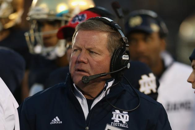 Notre Dame's Fighting Irish Need a Conference Affiliation Less Now Than Ever