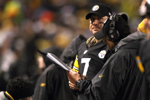 Pittsburgh Steelers: Why Did Todd Haley Change the Game Plan Against the Chiefs?