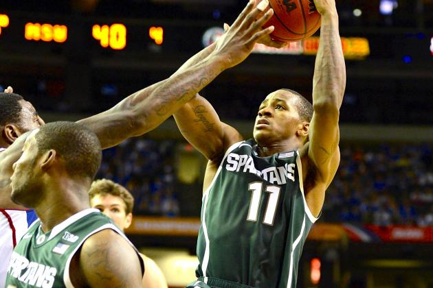 Kansas vs. Michigan State: Live Score, Analysis for Champions Classic 2012