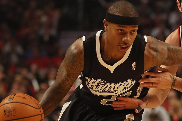 Isaiah Thomas out Tonight; Brooks Gets the Start