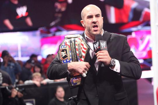 Analyzing Antonio Cesaro's U.S. Title Run Thus Far