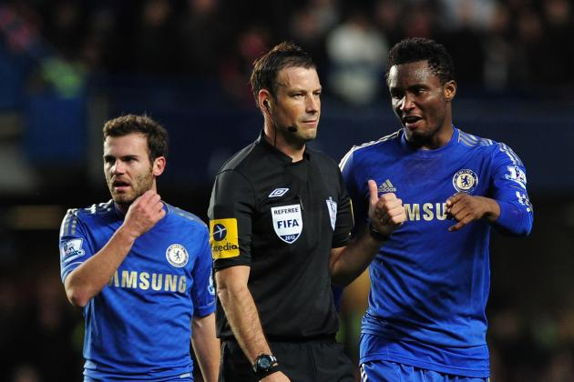 Chelsea News: Mark Clattenburg Racism Investigation Dropped by Police