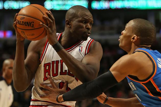 Why Chicago Bulls' Luol Deng Is the NBA's Most Underrated Second Option