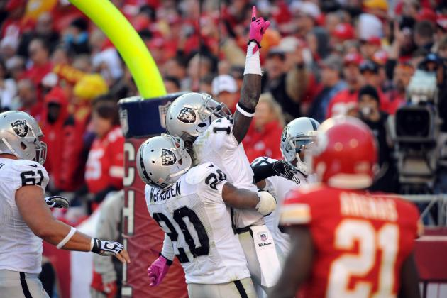 2012 Fantasy Football Week 11: Wide Receivers (WR) Rankings
