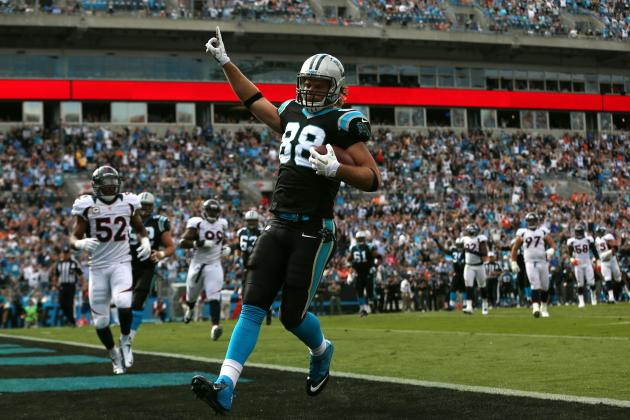 2012 Fantasy Football Week 11: Tight Ends (TE) Rankings / Projections
