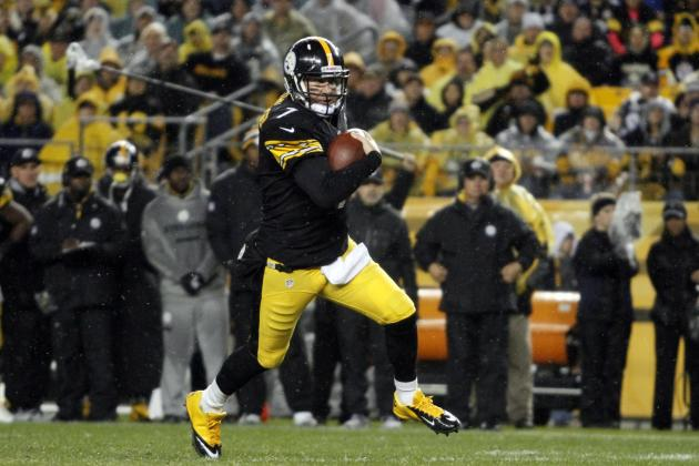 Ben Roethlisberger: How Shoulder Injury Shakes Up AFC Playoff Picture