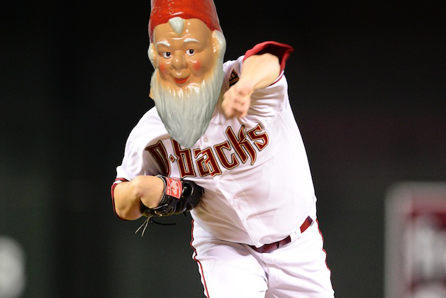 Diamondbacks to Give Away Wade Miley 'Garden Gnomes'