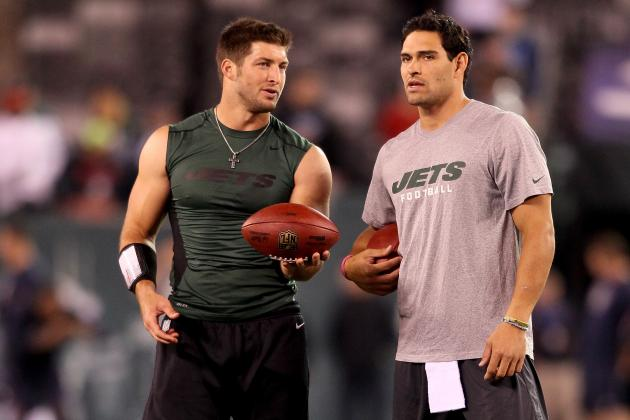 Tim Tebow: Jets' Attachment to Mark Sanchez Will Bury Them