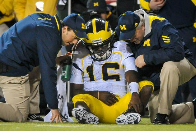 Michigan Football: Keys to Victory over Iowa Hawkeyes on Senior Day