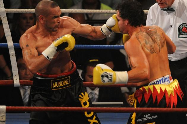 Geale-Mundine II Slated for Jan. 30 in Australia