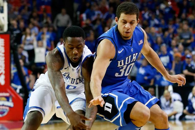 No. 9 Duke 75, No. 3 Kentucky 68