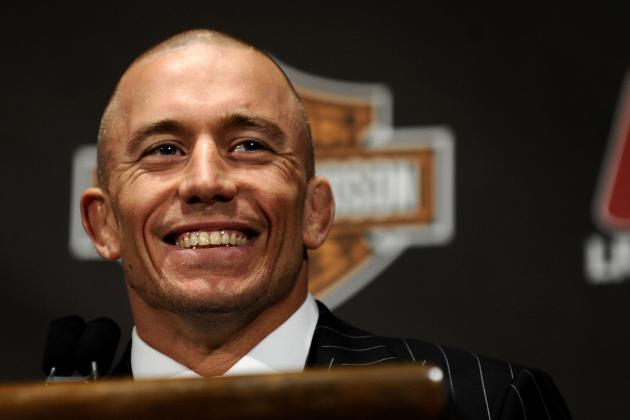 UFC Champion GSP Talks About His Worst Jobs, First Time He Had Sex
