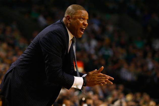 Breaking Down Doc Rivers' Latest Additions to His Play-Calling Arsenal