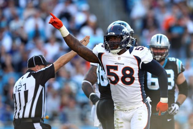 Playoff Picture: Sketching the Road to a Playoff Berth for the Denver Broncos