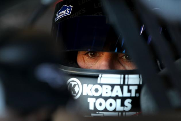 How Long Will Jimmie Johnson's NASCAR Sprint Cup Dominance Last?