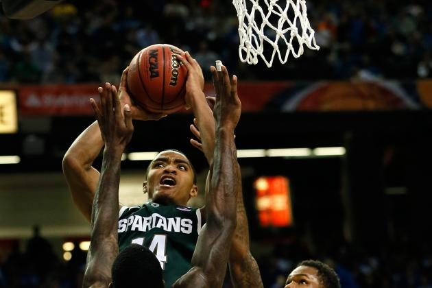 Michigan State vs. Kansas: Appling, Harris Dazzle in Win over Jayhawks