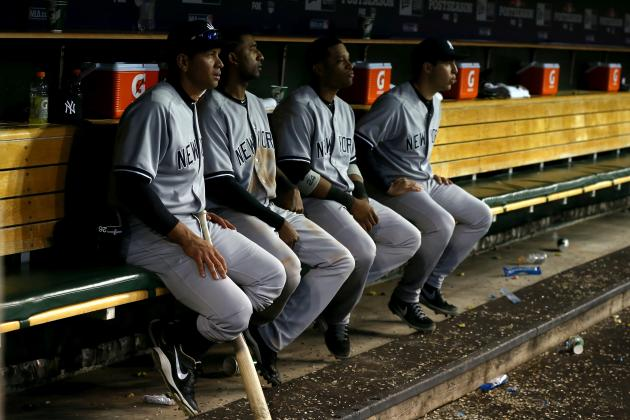 Teixeira: Being 'old' Team Not Reason for Yankees' ALCS Loss