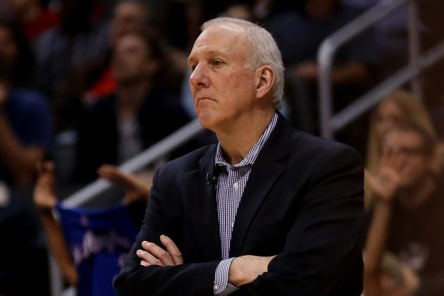 How Gregg Popovich Took L.A. Lakers Down with Crunch-Time Genius
