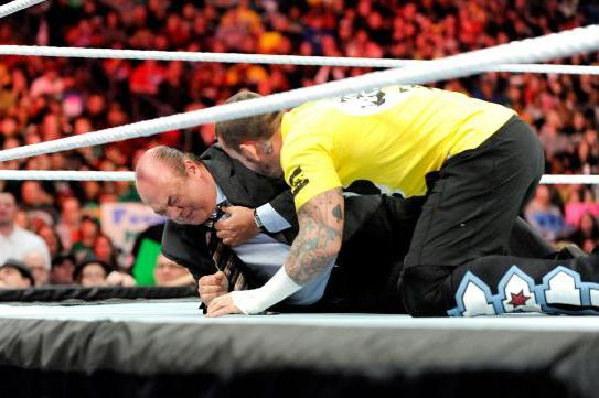 WWE Survivor Series 2012: Punk-Lawler & Why Your Panties Shouldn't Be in a Bunch