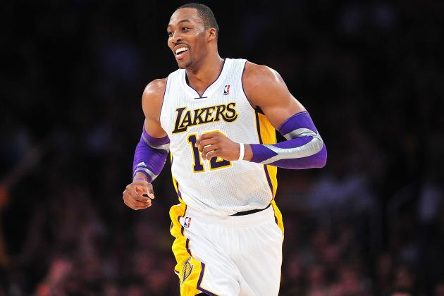 How Dwight Howard's Defense Takes Pressure Off LA Lakers Offense