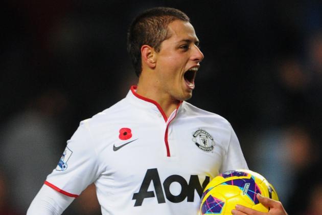 Why Manchester United Are Seeing the Best of Javier Hernandez