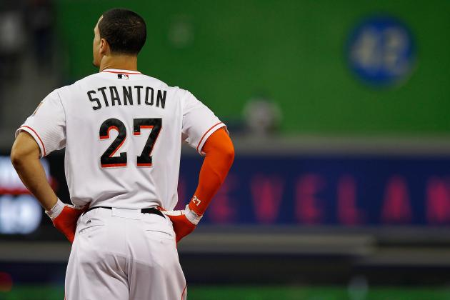 Miami Marlins Firesale: Why the Angels Need to Inquire About Giancarlo Stanton