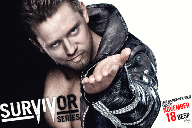 WWE Survivor Series: Is Miz Auditioning to Be the New John Cena?
