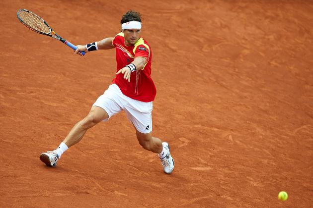 Davis Cup 2012 Finals: Schedule, Live Stream, TV Info and More