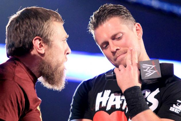 Why The Miz Is a Great Addition to Kane & Daniel Bryan's Dysfunctional Storyline