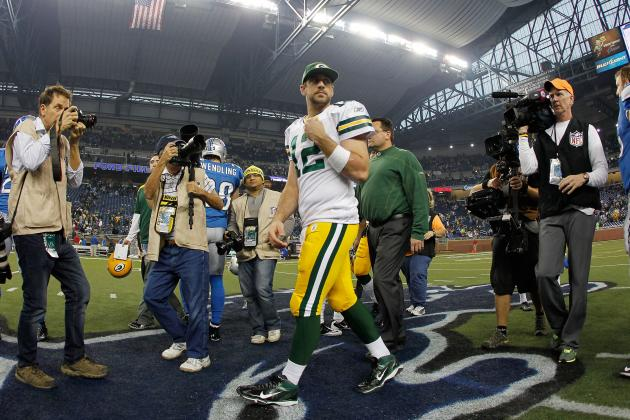 Packers Thrive in Dome, Sweet Dome