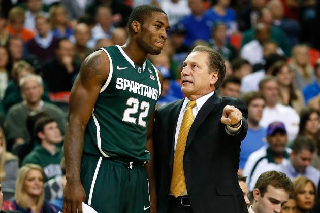 Tom Izzo Not Talking Final Four Yet, but Loves the Pieces in Place