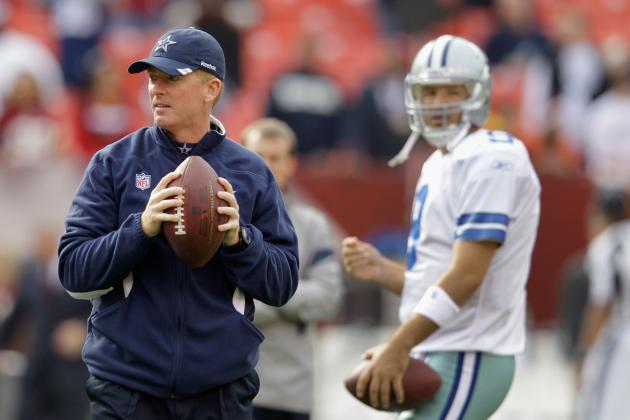 Garrett's Emphasis on Ball Security Makes Its Mark on Romo