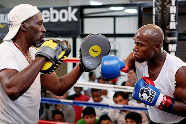Roger Mayweather Thinks Floyd Needs to Fight Pacquiao, Bradley When He Returns