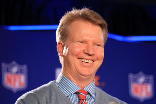 Phil Simms Says Eli Manning Isn't Elite, and More NFC East News