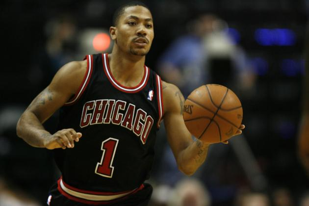 Derrick Rose: Bulls' Solid Start Proves Star Shouldn't Return Until Healthy
