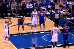 Rasheed Wallace Masterfully Trash Talks Arron Afflalo After Missed Free Throw