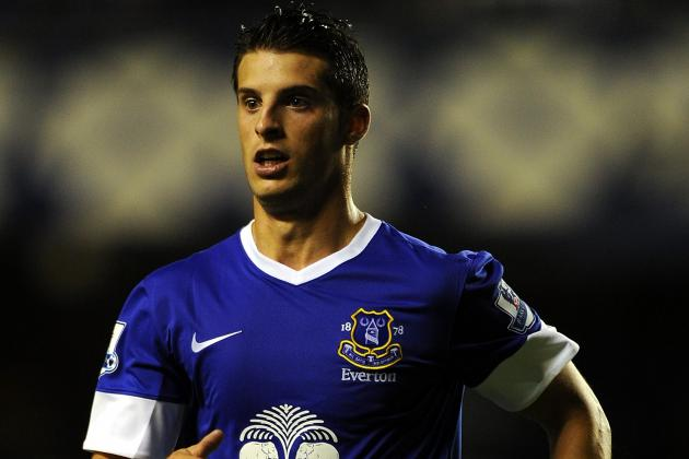 Everton Handed Kevin Mirallas Injury Boost