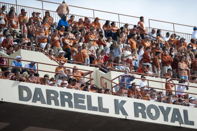 Longhorns Gathered to Say Farewell to Royal