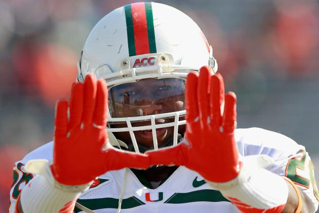 Miami Still Has ACC Coastal Chance